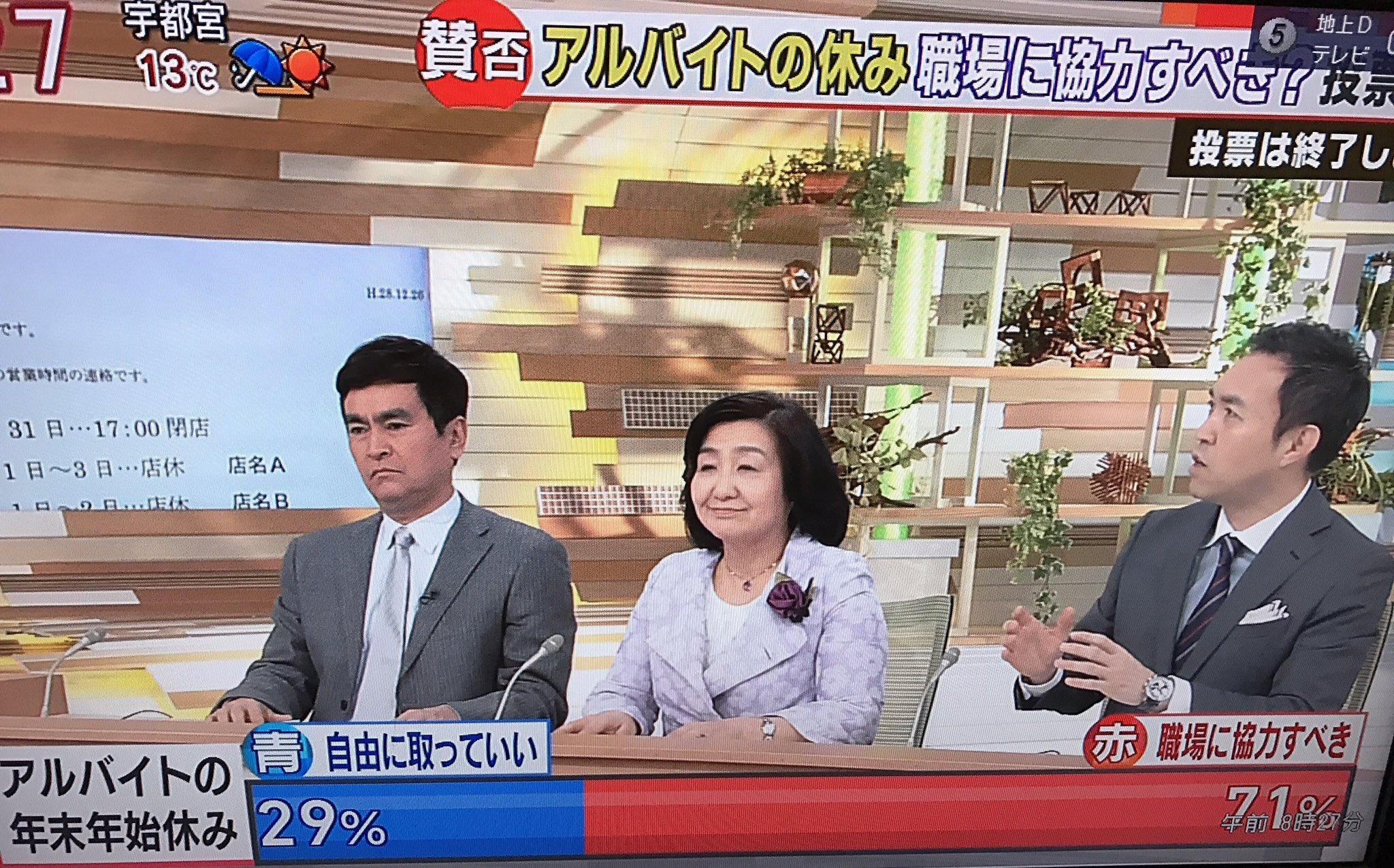 アルバイトの年末年始の休みを取ることを許されない日本怖すぎ・・・